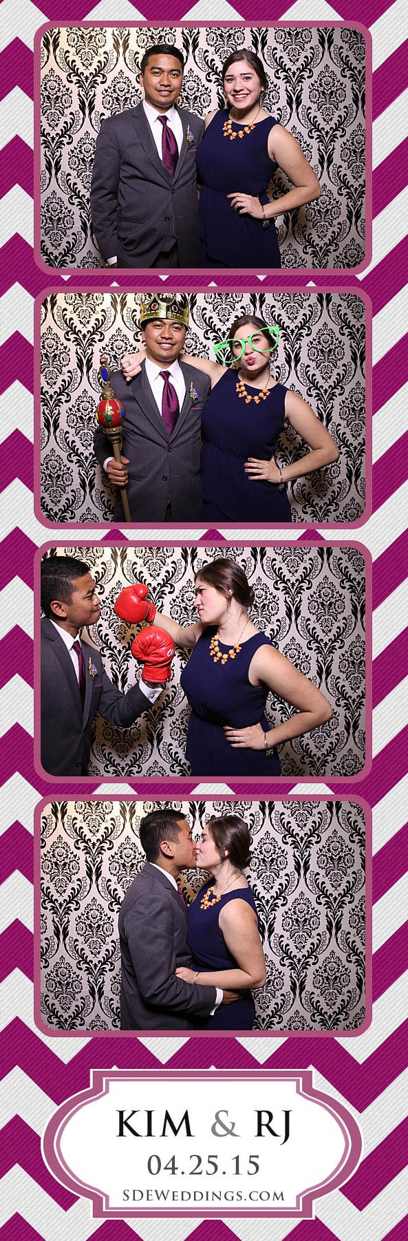 Toronto Filipino Wedding Photo Booth Rental at Teatro Conference Centre Milton 3
