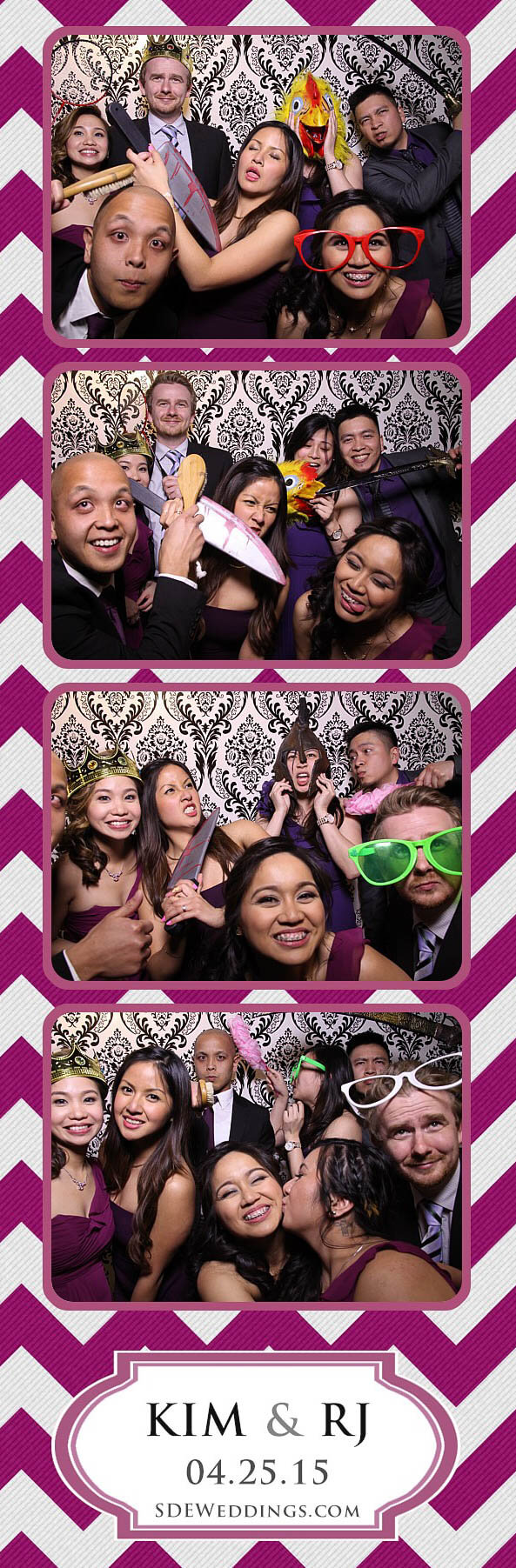 Toronto Filipino Wedding Photo Booth Rental at Teatro Conference Centre Milton 4