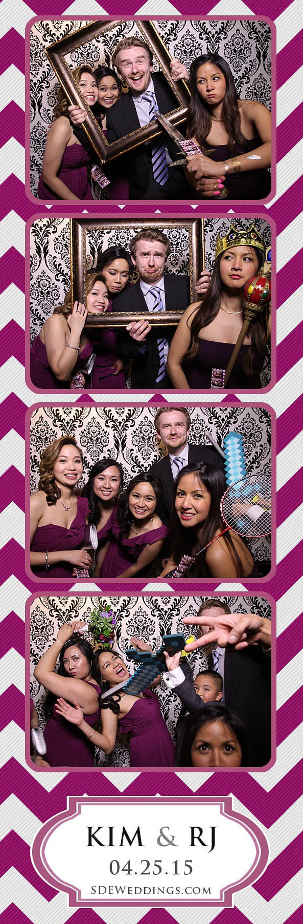 Toronto Filipino Wedding Photo Booth Rental at Teatro Conference Centre Milton 6