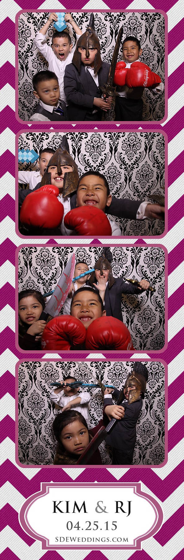 Toronto Filipino Wedding Photo Booth Rental at Teatro Conference Centre Milton 8