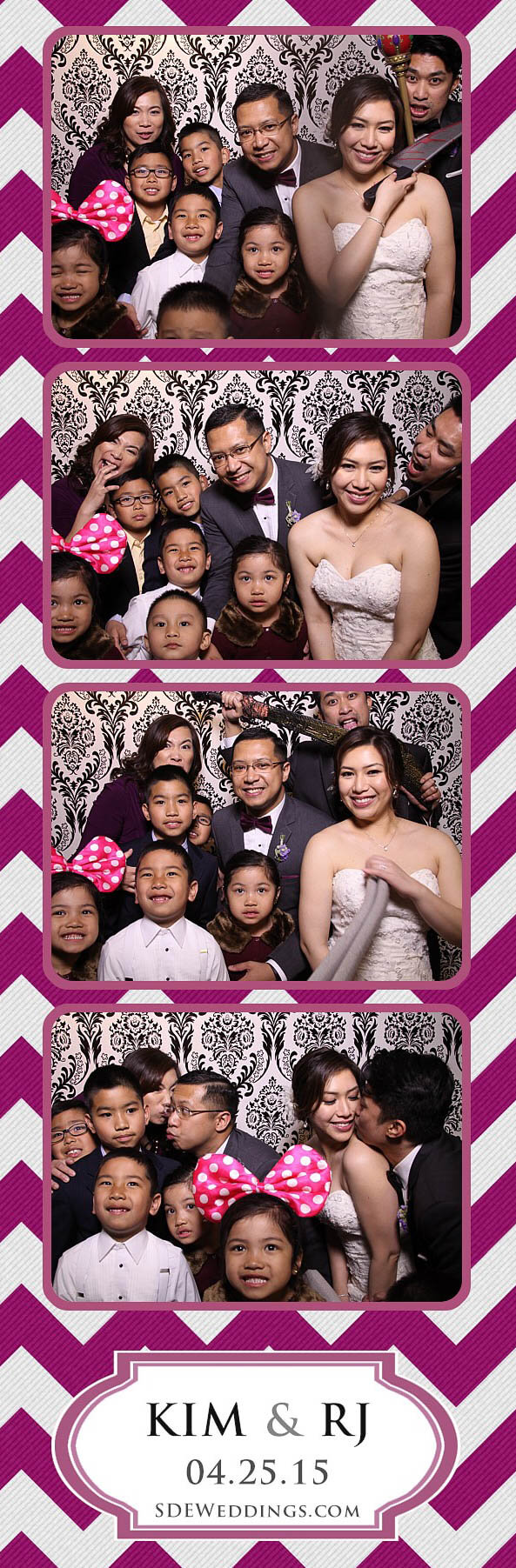 Toronto Filipino Wedding Photo Booth Rental at Teatro Conference Centre Milton 9