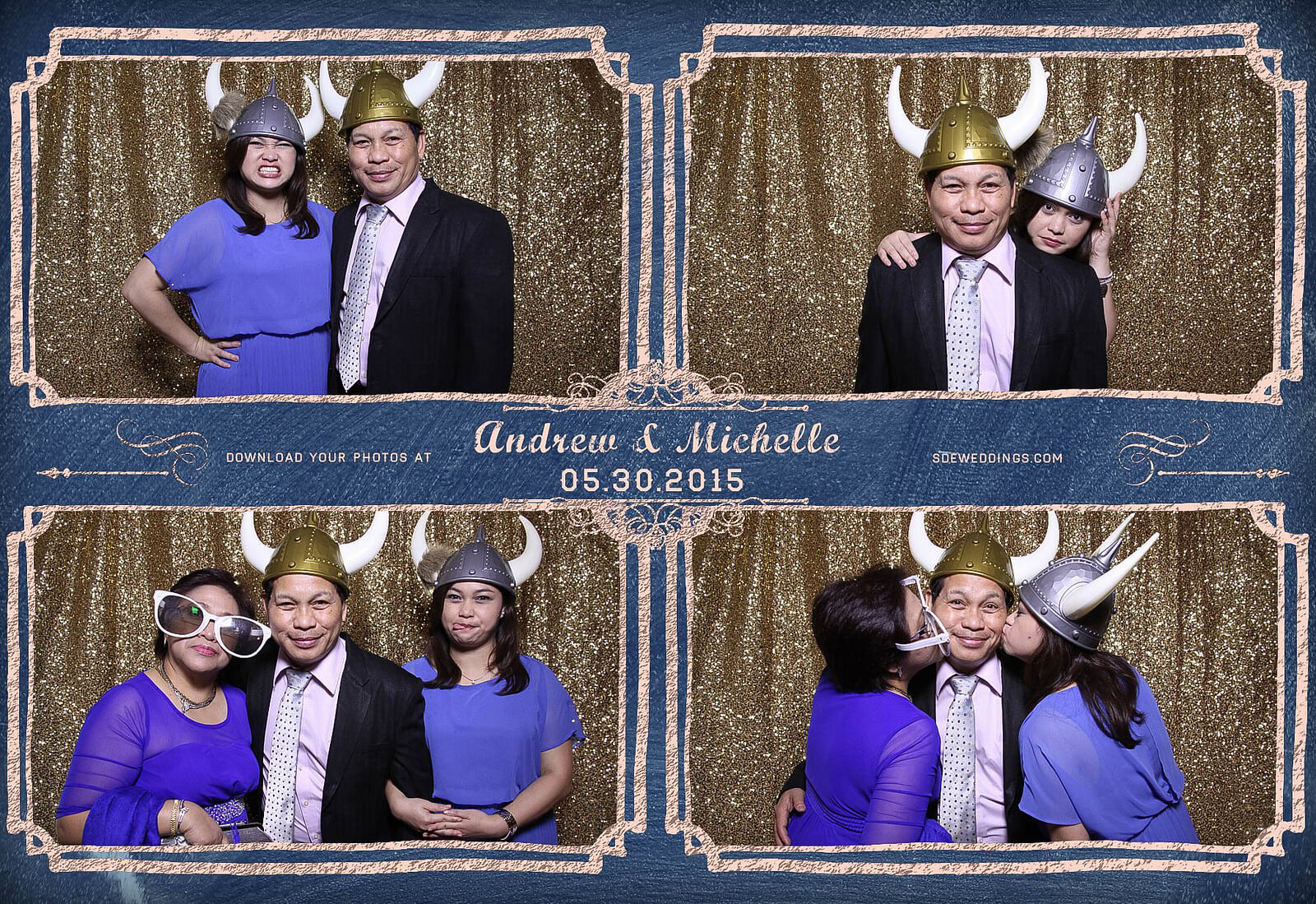 Toronto Police Wedding Photobooth at Peel Regional Police Association Banquet Hall 10