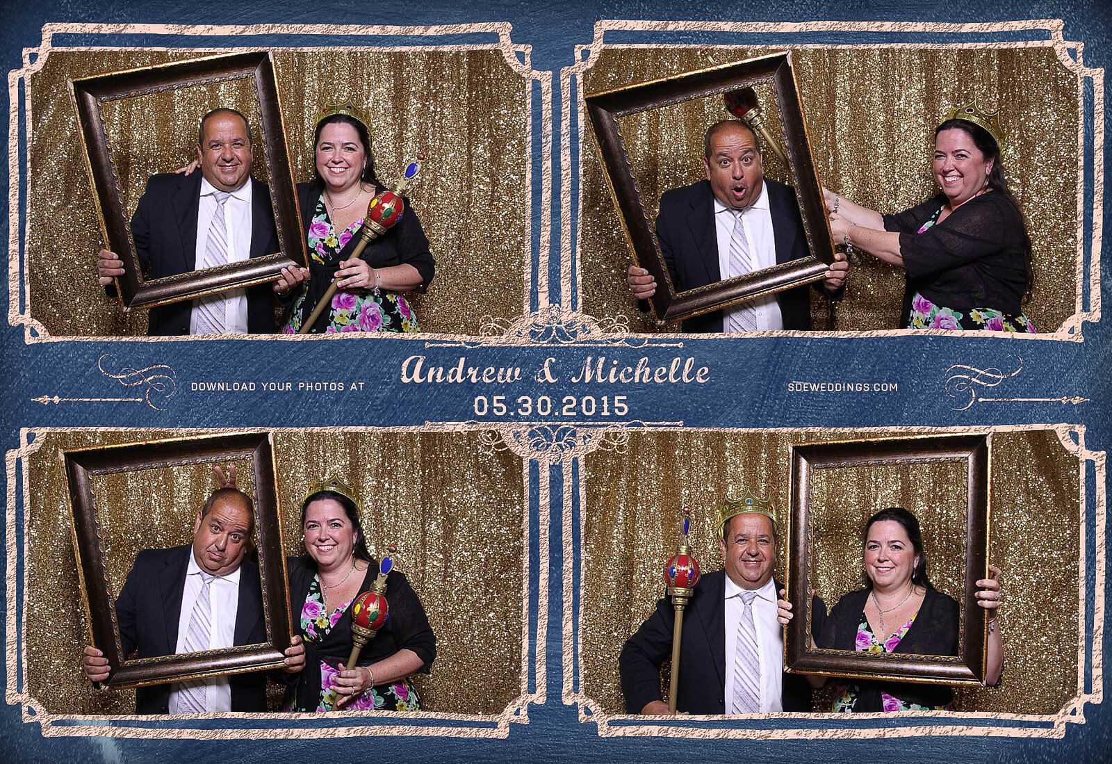 Toronto Police Wedding Photobooth at Peel Regional Police Association Banquet Hall 4