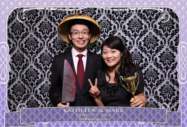 Markham Toronto Premiere Ballroom and Banquet Hall Chinese Wedding Photo Booth Rental 07
