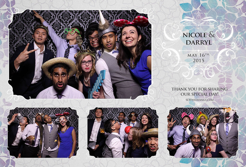 toronto photobooth rental 1 plus 3 design 3