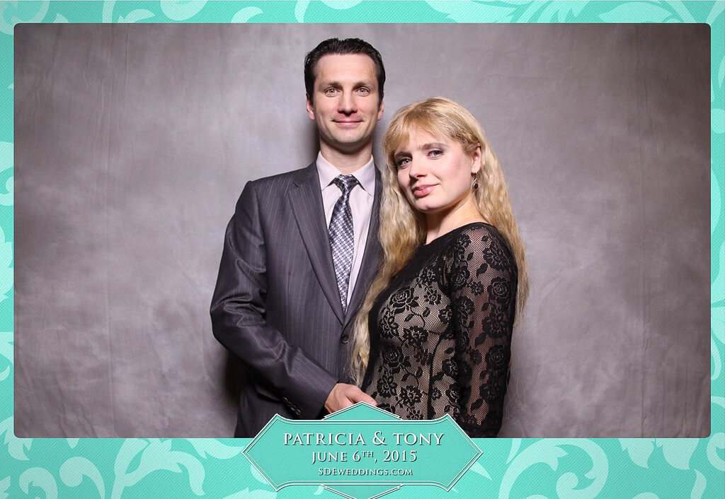 toronto photo booth rental single frame design 7