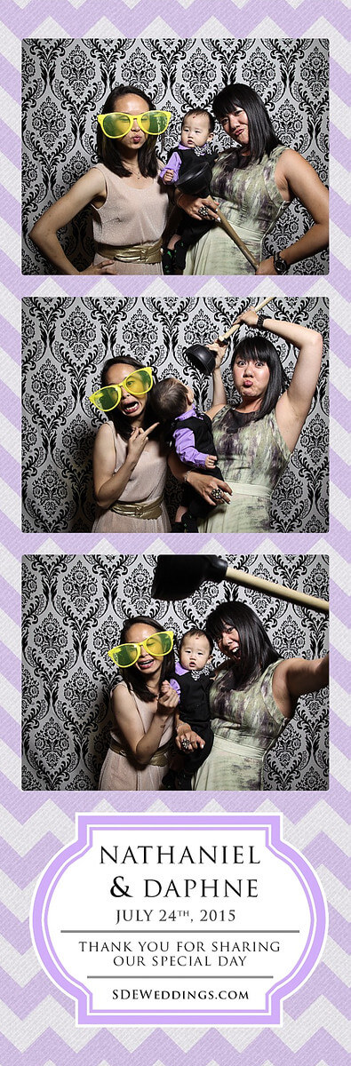 Toronto Woodbridge Paramount Conference & Event Venue Wedding Photobooth Rental 10