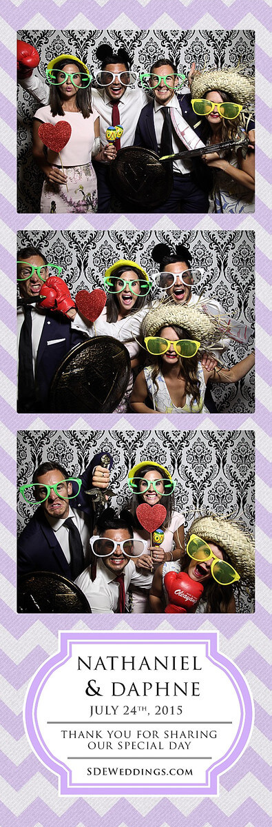 Toronto Woodbridge Paramount Conference & Event Venue Wedding Photobooth Rental 12