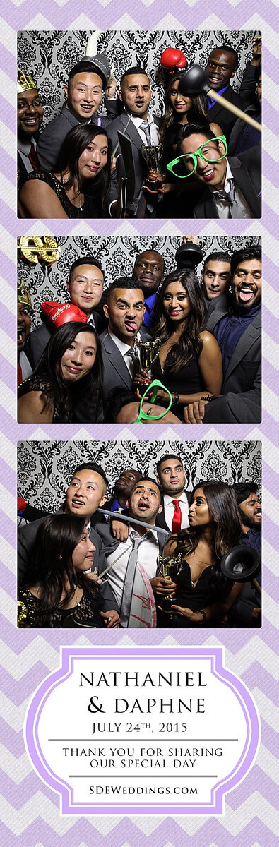 Toronto Woodbridge Paramount Conference & Event Venue Wedding Photobooth Rental 16