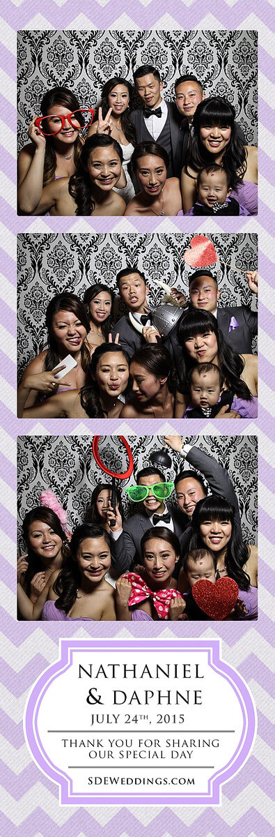 Toronto Woodbridge Paramount Conference & Event Venue Wedding Photobooth Rental 2