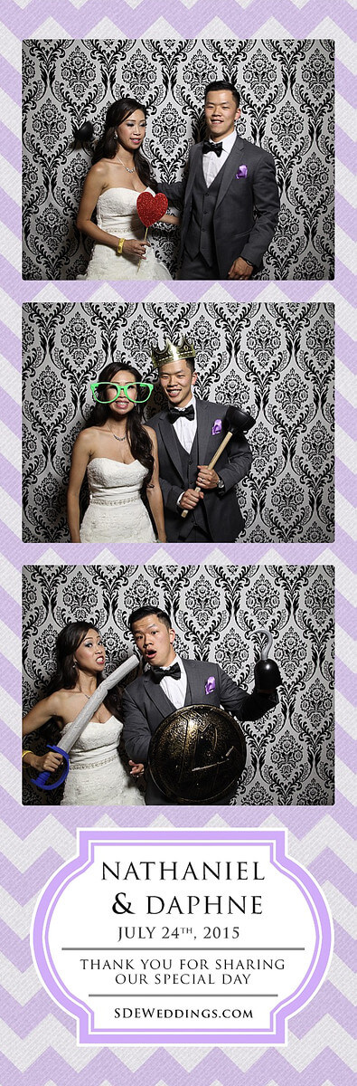 Toronto Woodbridge Paramount Conference & Event Venue Wedding Photobooth Rental 3