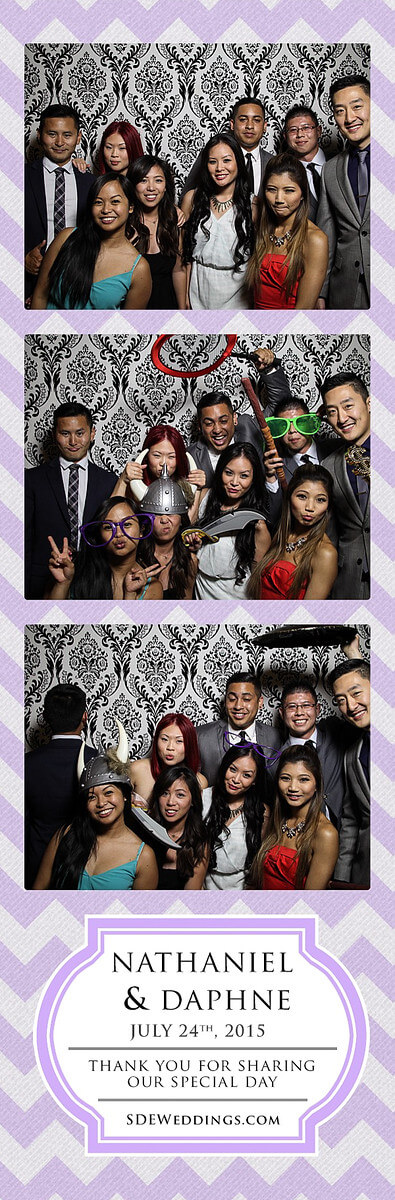 Toronto Woodbridge Paramount Conference & Event Venue Wedding Photobooth Rental 4