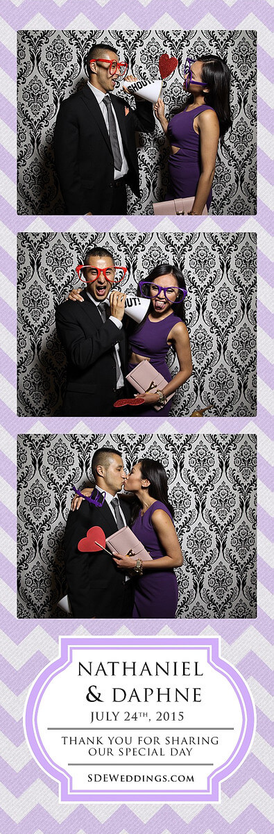 Toronto Woodbridge Paramount Conference & Event Venue Wedding Photobooth Rental 5