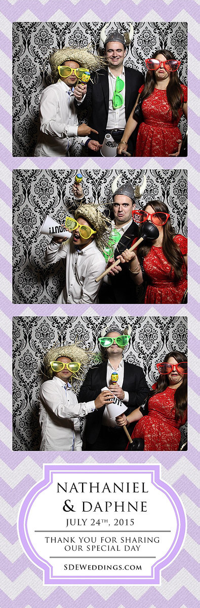 Toronto Woodbridge Paramount Conference & Event Venue Wedding Photobooth Rental 7