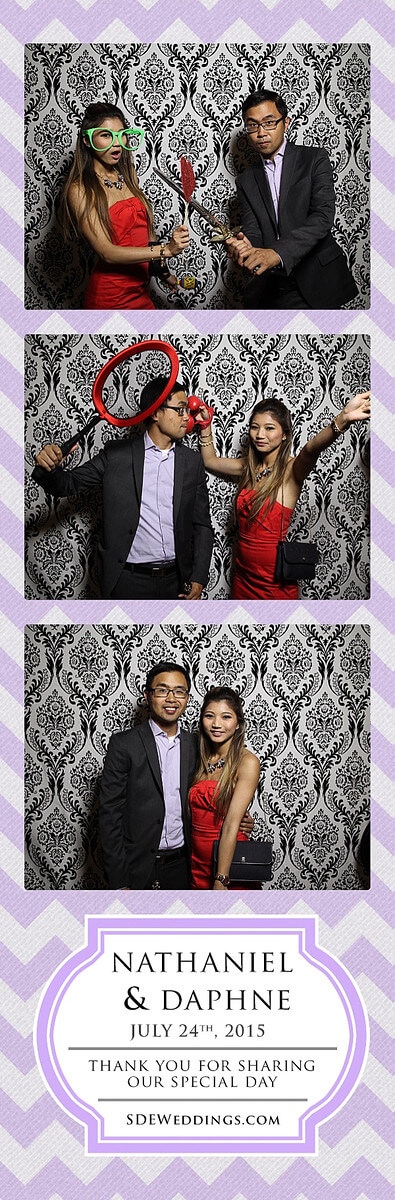 Toronto Woodbridge Paramount Conference & Event Venue Wedding Photobooth Rental 8