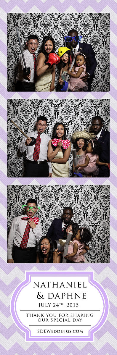 Toronto Woodbridge Paramount Conference & Event Venue Wedding Photobooth Rental 9