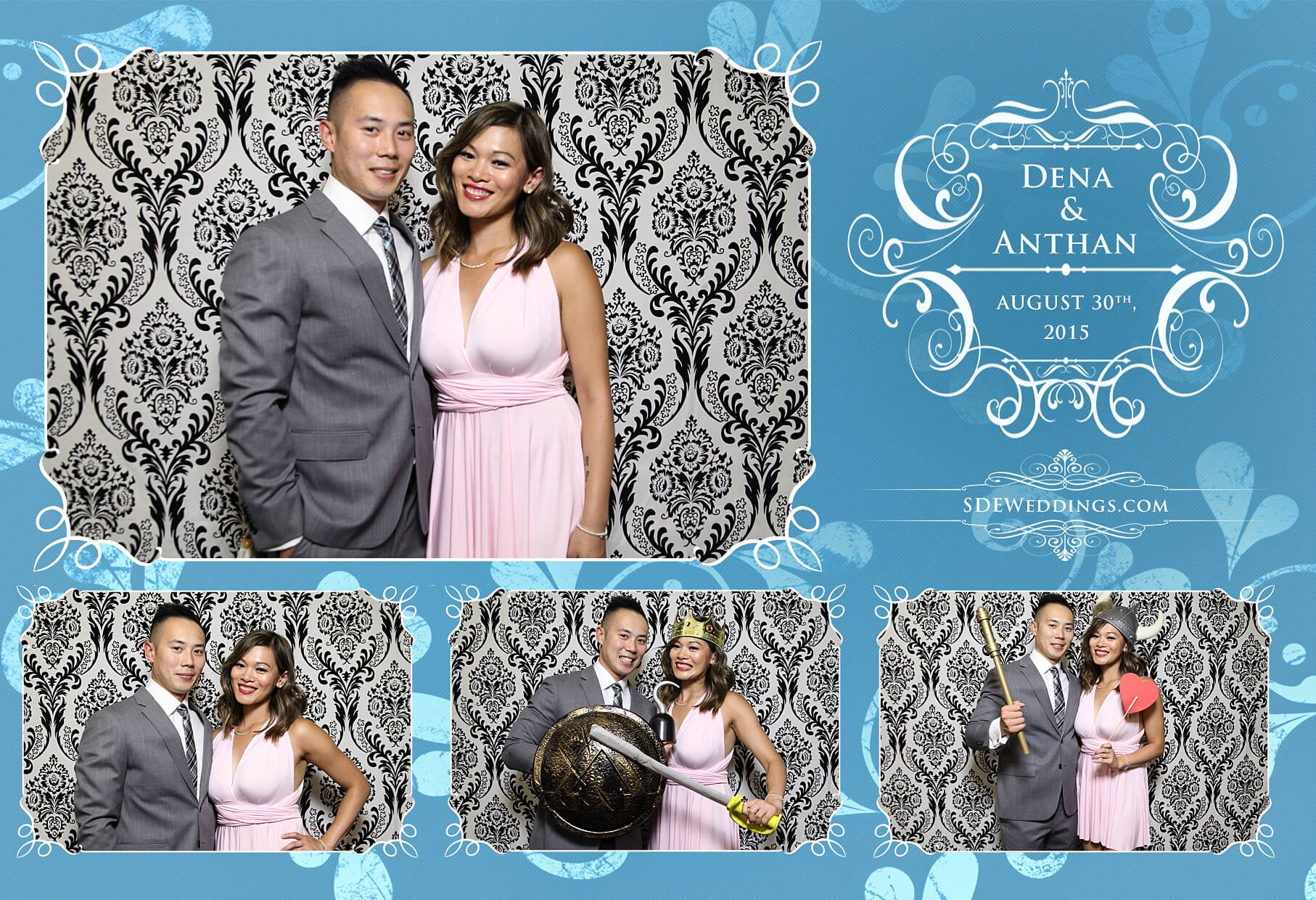 Toronto Photo Booth Rental at Peter and Paul Banquet Hall 1
