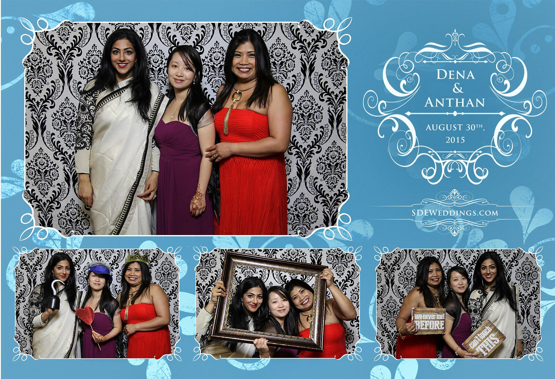 Toronto Photo Booth Rental at Peter and Paul Banquet Hall 10