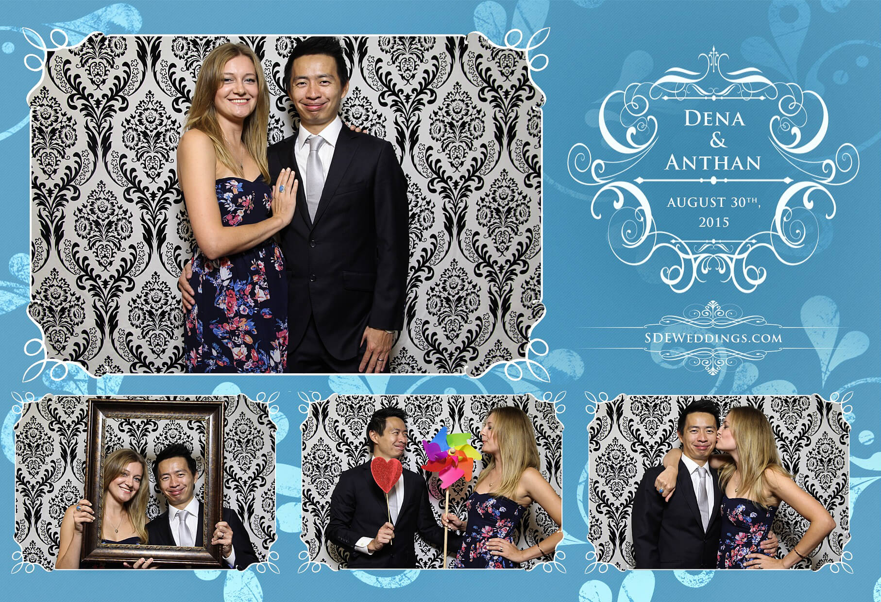 Toronto Photo Booth Rental at Peter and Paul Banquet Hall 2