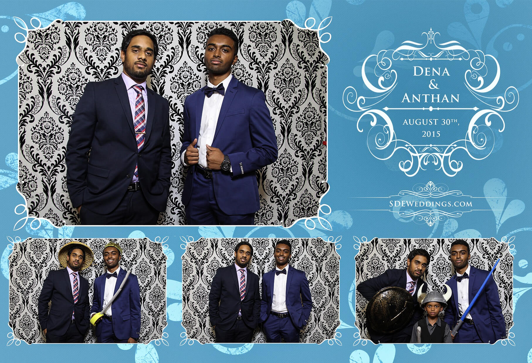 Toronto Photo Booth Rental at Peter and Paul Banquet Hall 3