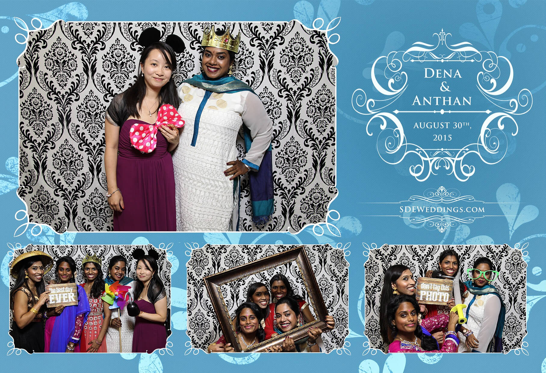 Toronto Photo Booth Rental at Peter and Paul Banquet Hall 4