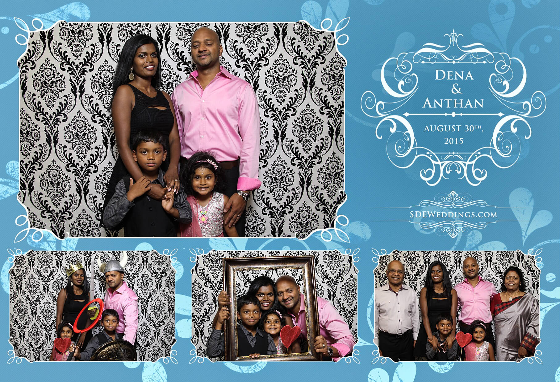 Toronto Photo Booth Rental at Peter and Paul Banquet Hall 5