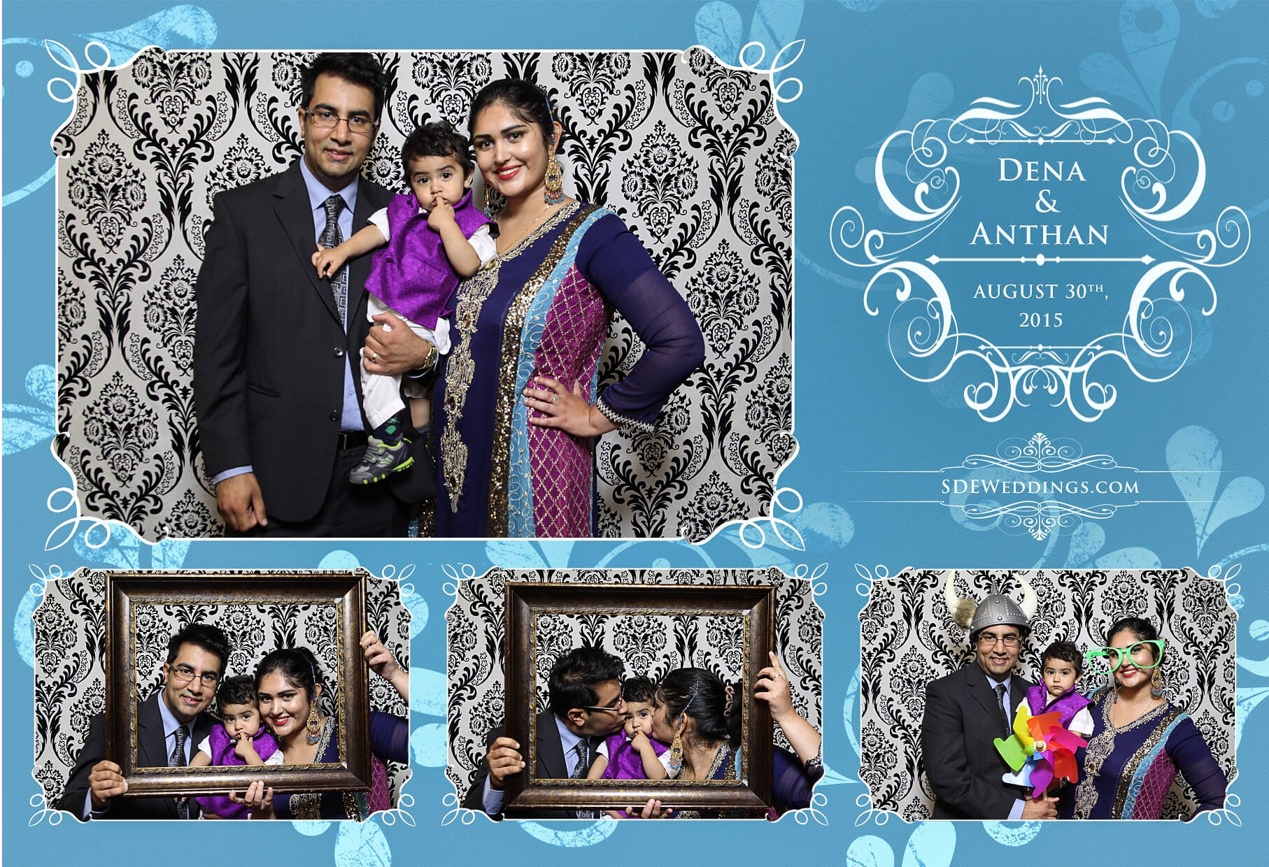 Toronto Photo Booth Rental at Peter and Paul Banquet Hall 6