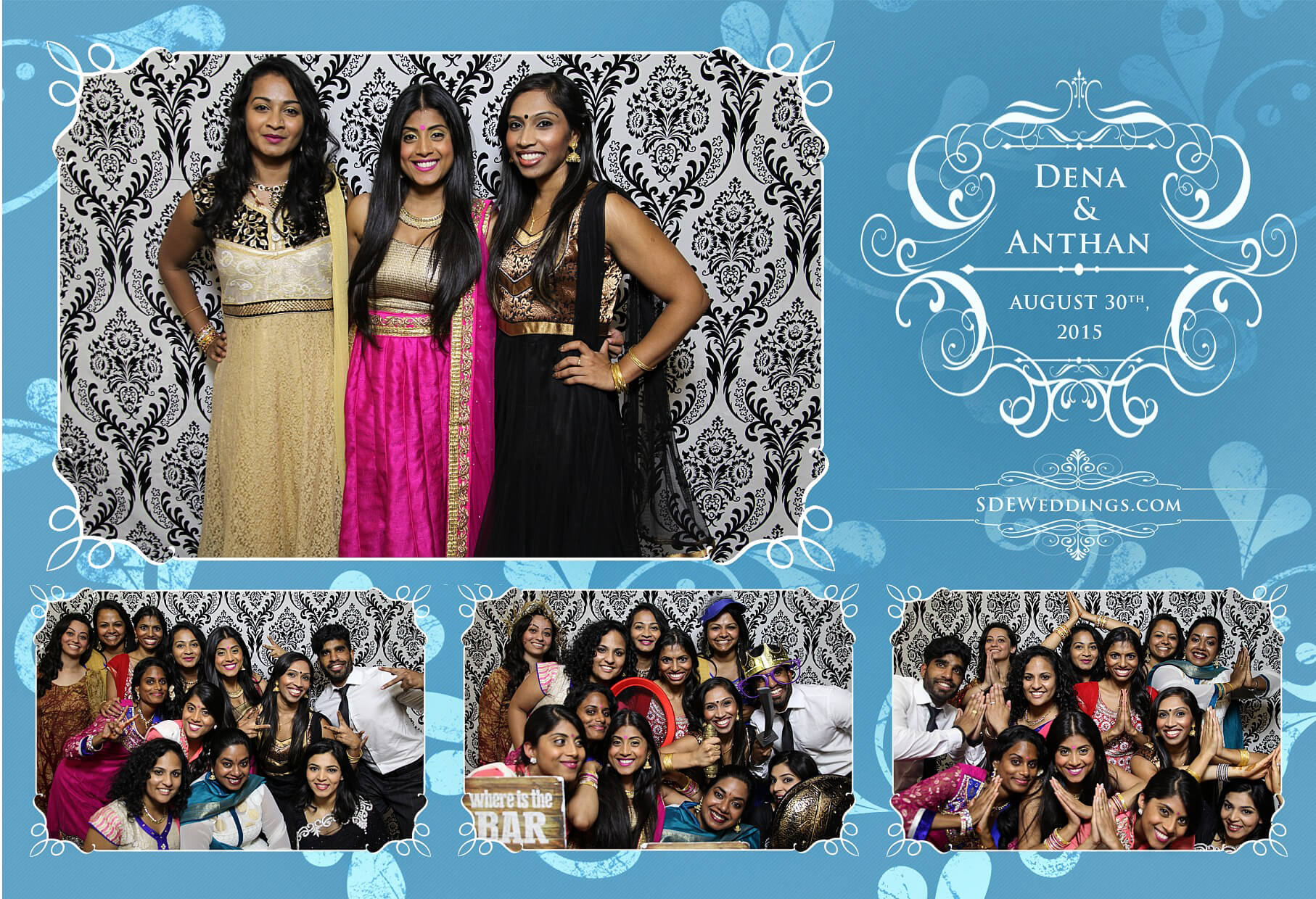 Toronto Photo Booth Rental at Peter and Paul Banquet Hall 7