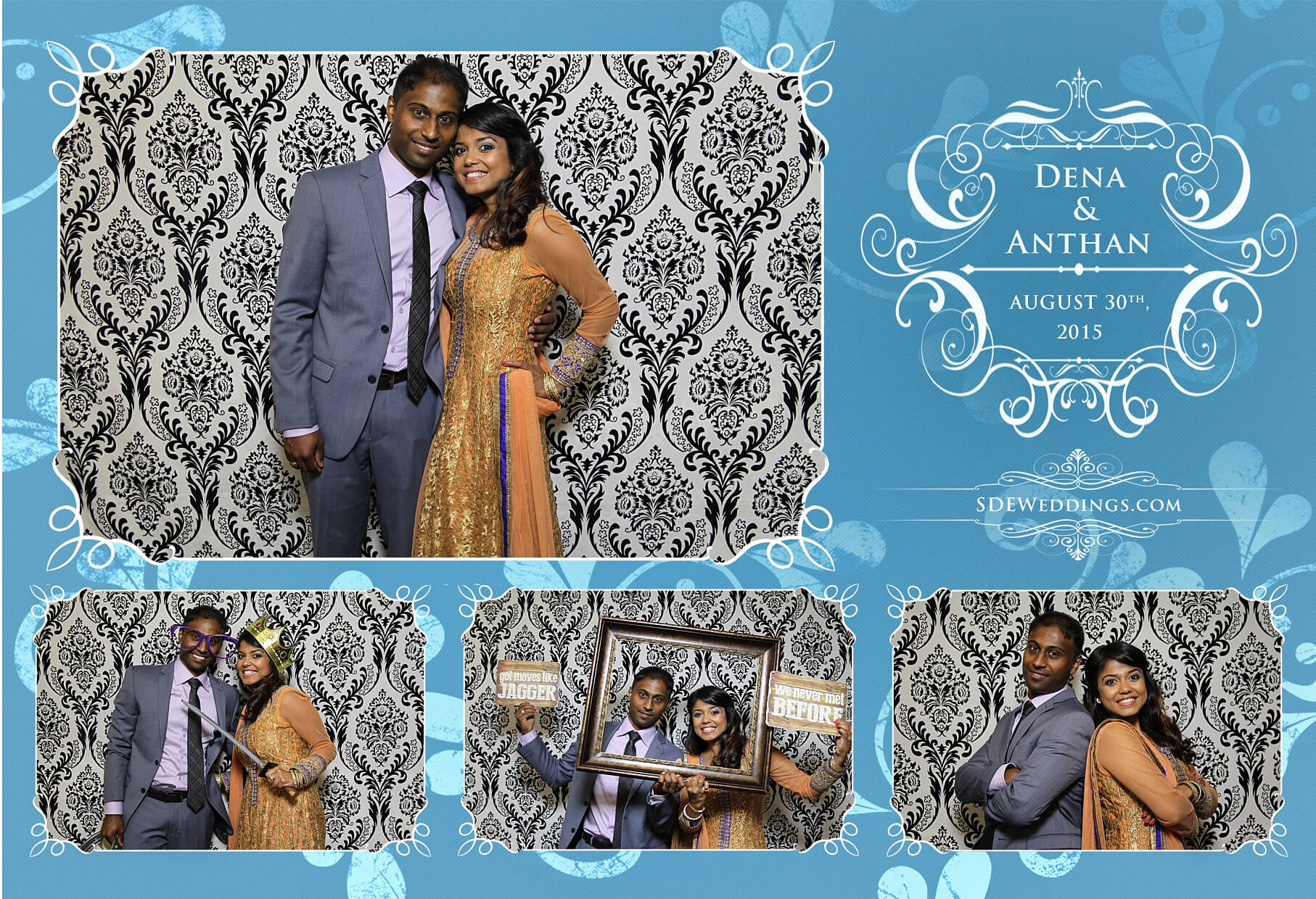 Toronto Photo Booth Rental at Peter and Paul Banquet Hall 8