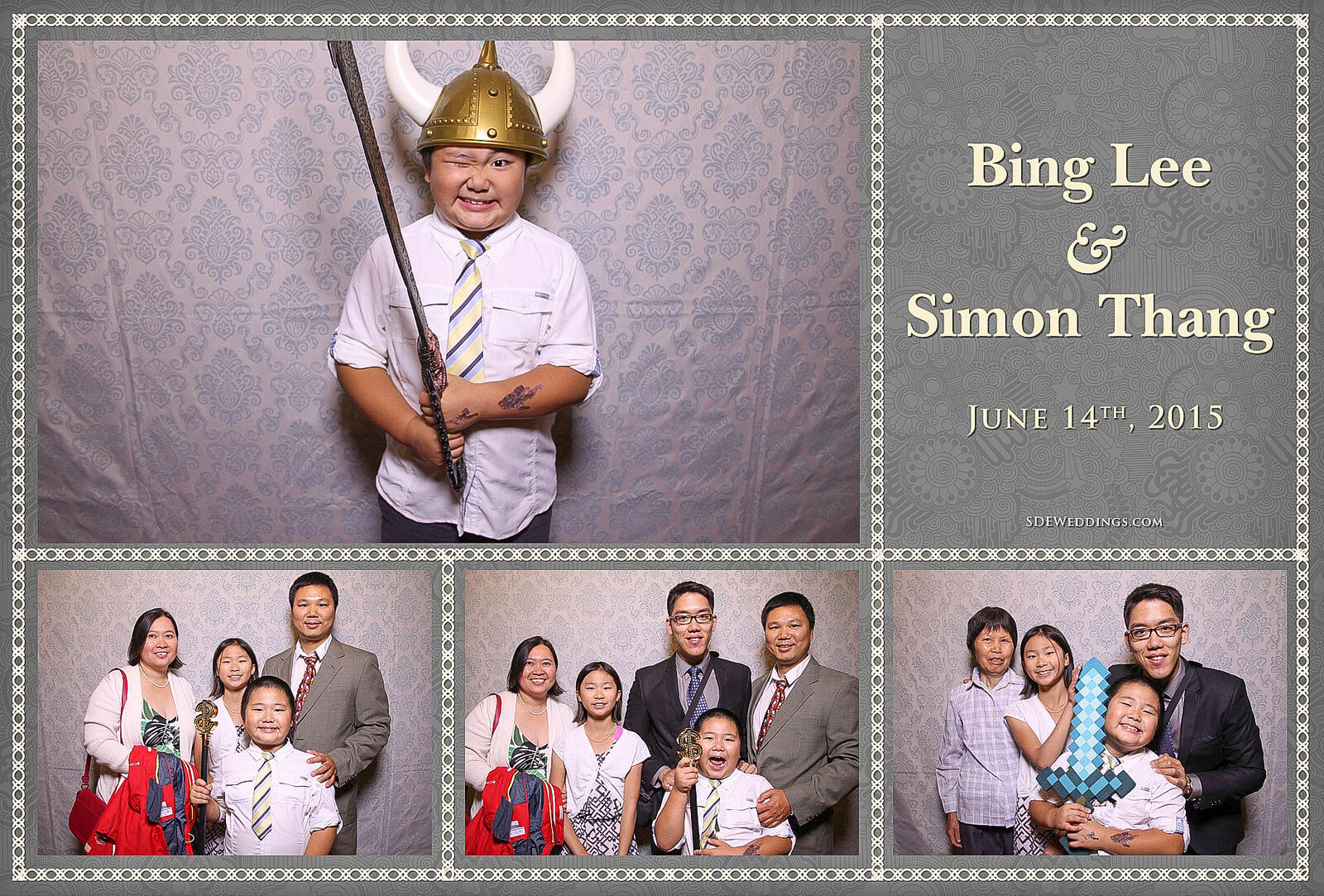 University of Toronto Hart House Wedding Photobooth Rental 1