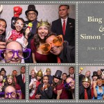 University of Toronto Hart House Wedding Photobooth Rental