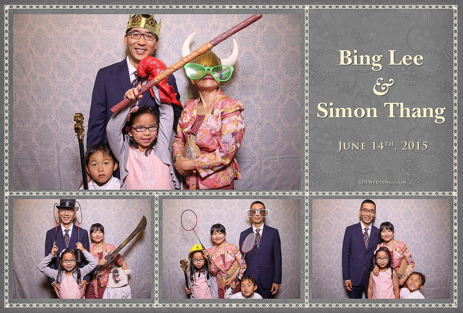 University of Toronto Hart House Wedding Photobooth Rental 6