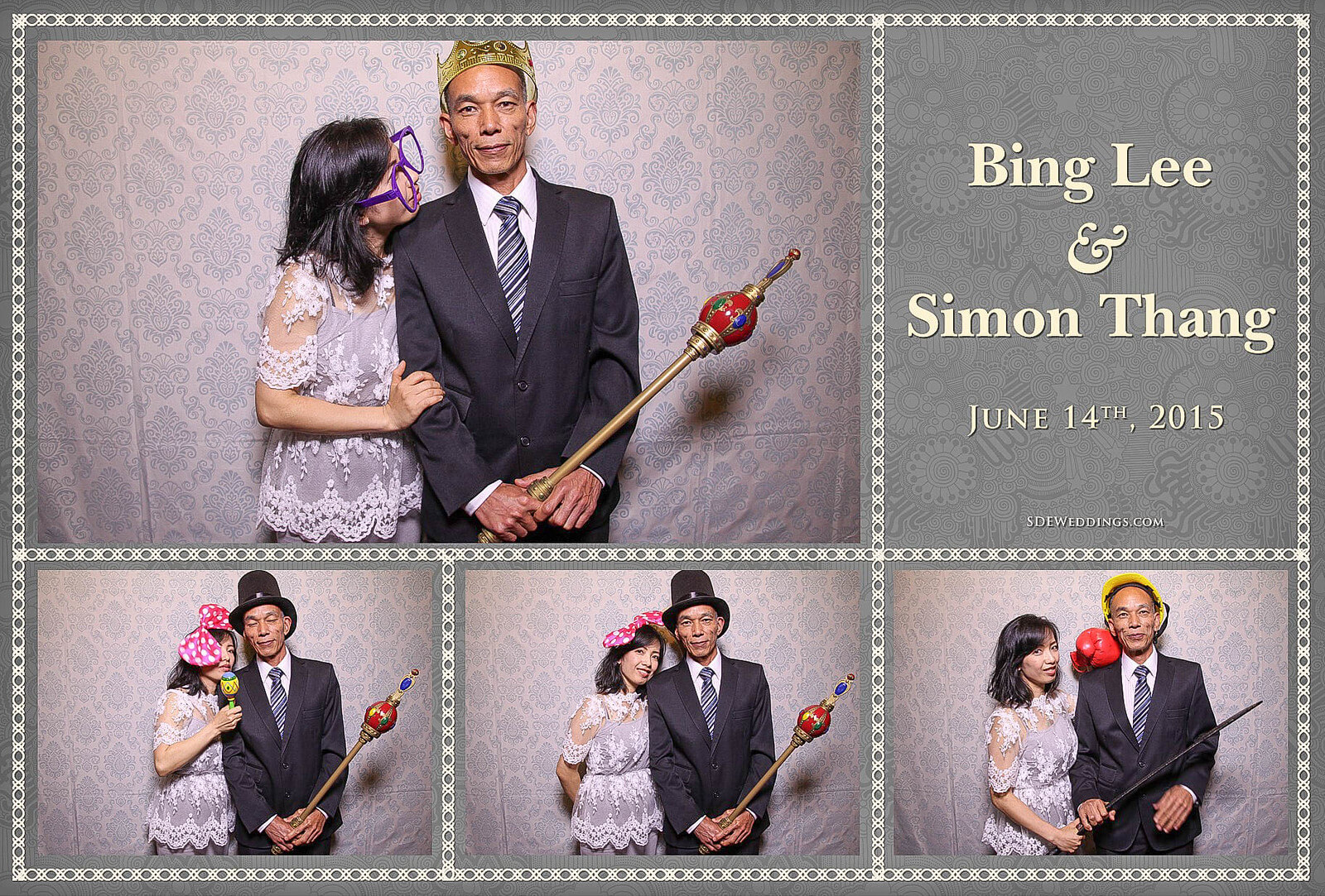 University of Toronto Hart House Wedding Photobooth Rental 7