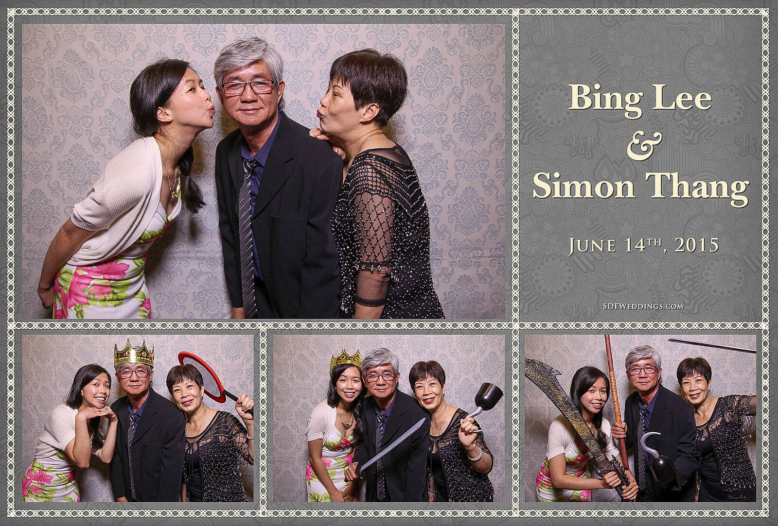 University of Toronto Hart House Wedding Photobooth Rental 8