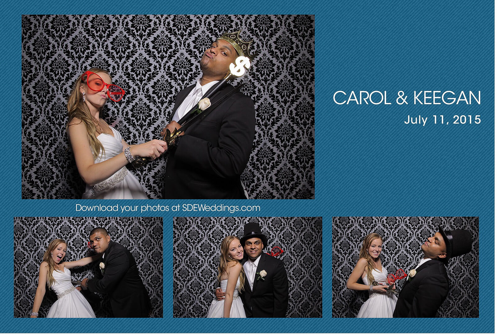 Mississauga Convention Centre Polish Wedding Photobooth 0