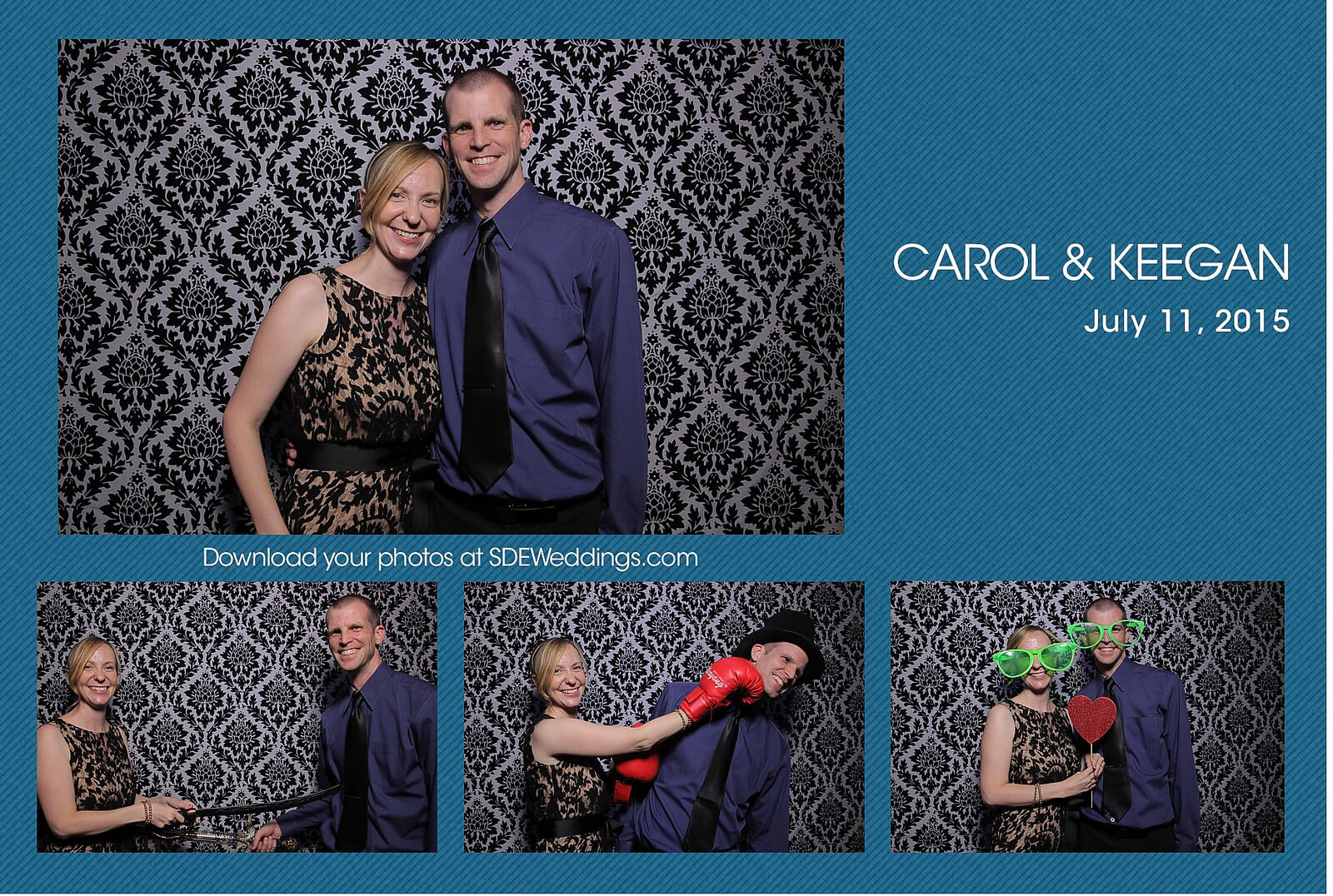 Mississauga Convention Centre Polish Wedding Photobooth 1