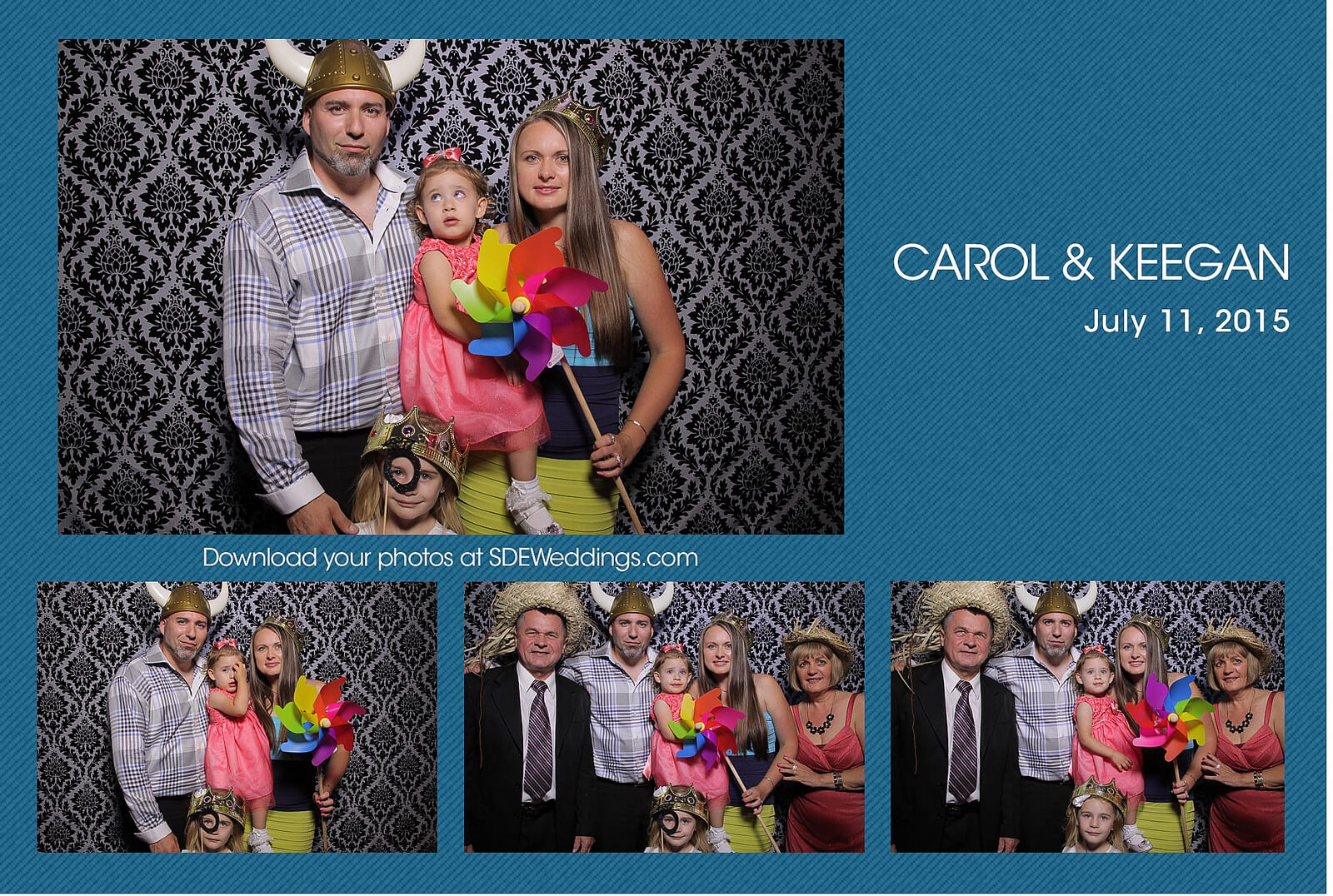 Mississauga Convention Centre Polish Wedding Photobooth 3