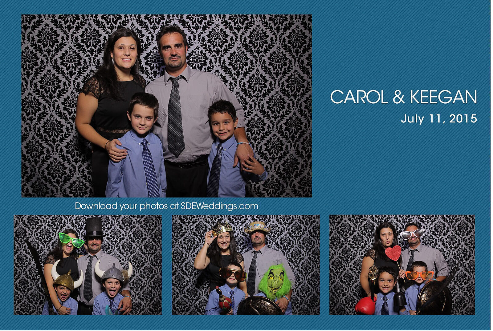 Mississauga Convention Centre Polish Wedding Photobooth 4