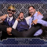 Toronto Old Mill Inn Wedding Photo Booth Rental