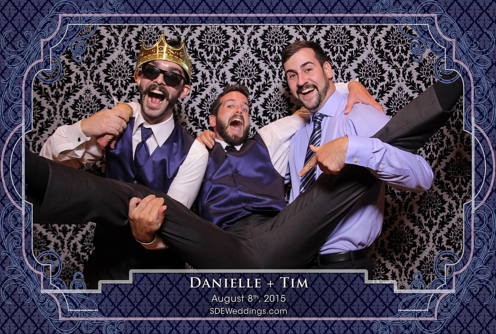Toronto Old Mill Inn Wedding Photo Booth Rental 10