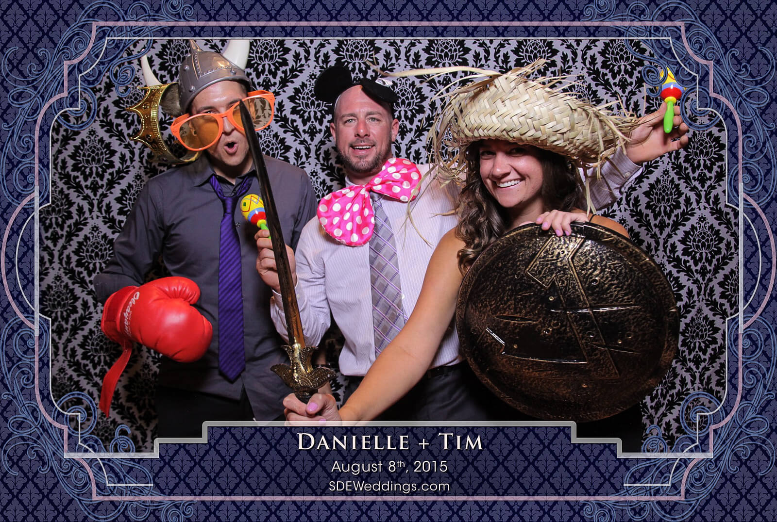 Toronto Old Mill Inn Wedding Photo Booth Rental 12