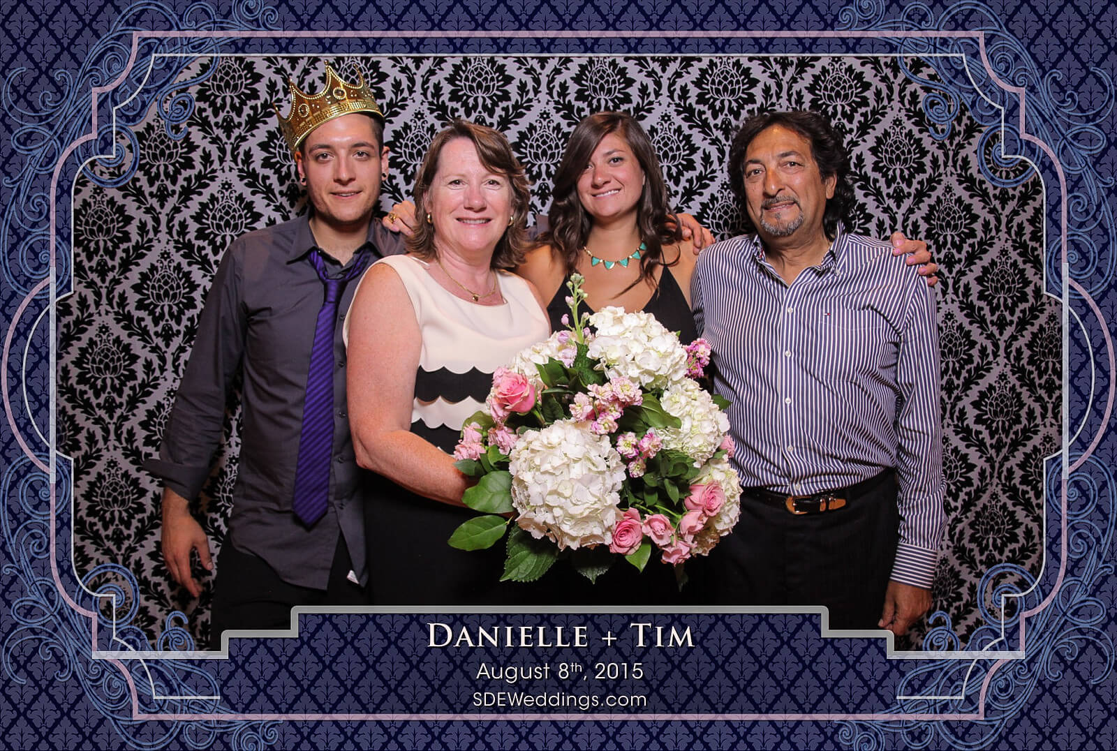Toronto Old Mill Inn Wedding Photo Booth Rental 3