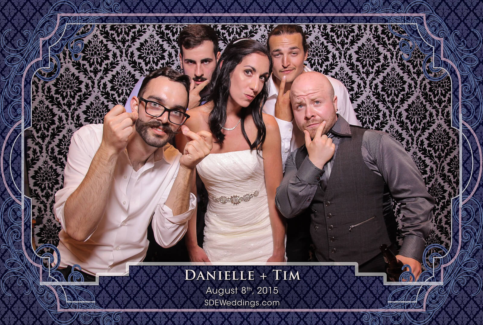 Toronto Old Mill Inn Wedding Photo Booth Rental 4