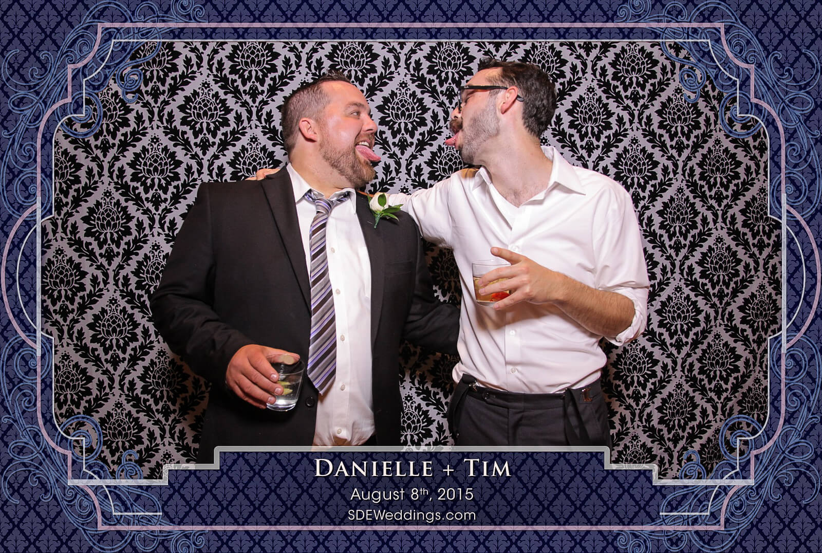 Toronto Old Mill Inn Wedding Photo Booth Rental 6