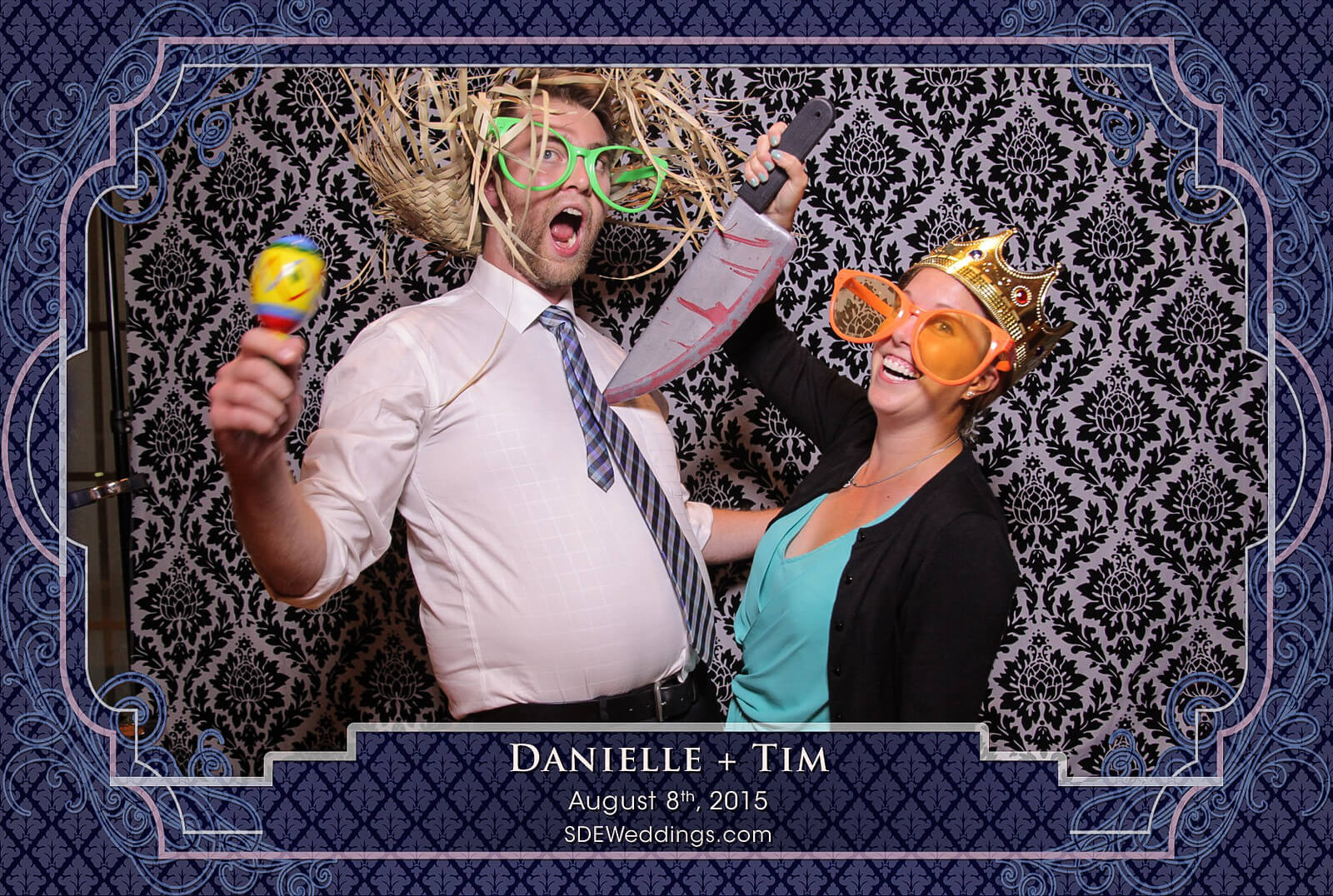 Toronto Old Mill Inn Wedding Photo Booth Rental 9