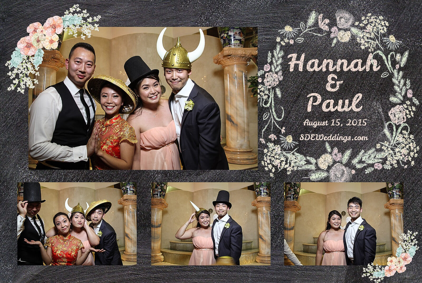 Markham Premiere Banquet Wedding Photobooth Rental 3
