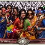 Toronto Scarborough Convention Centre Hindu Wedding Photo Booth Rental
