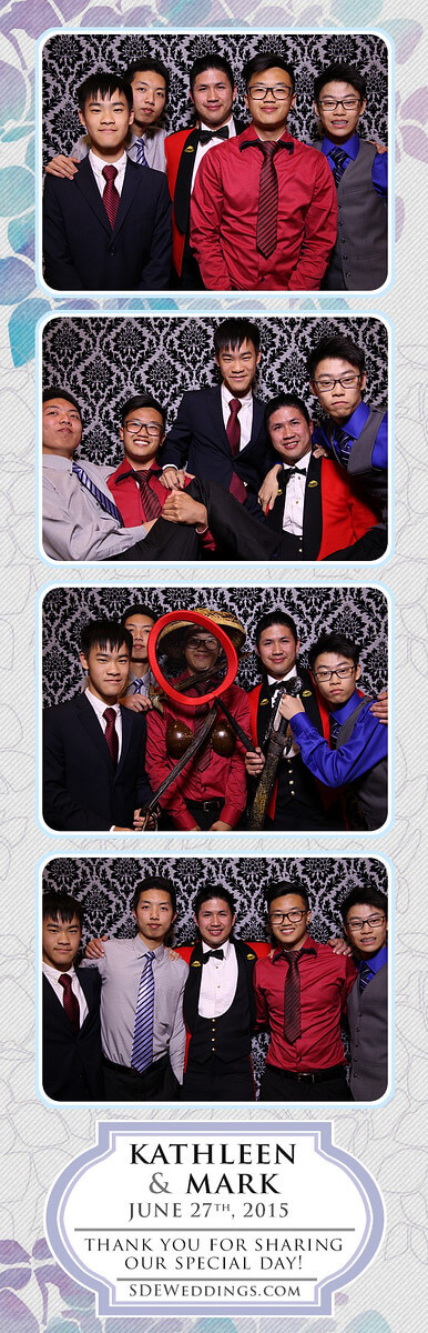 Markham Toronto Premiere Ballroom and Banquet Hall Chinese Wedding Photo Booth Rental 4