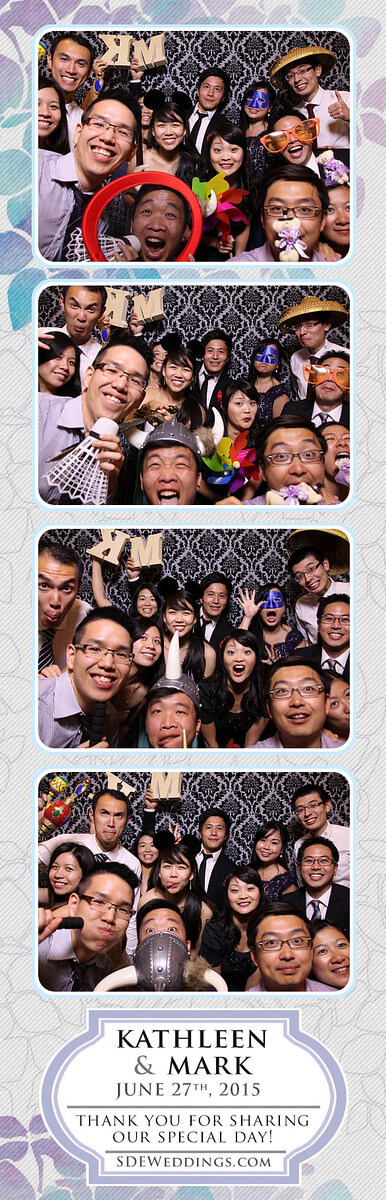 Markham Toronto Premiere Ballroom and Banquet Hall Chinese Wedding Photo Booth Rental 5
