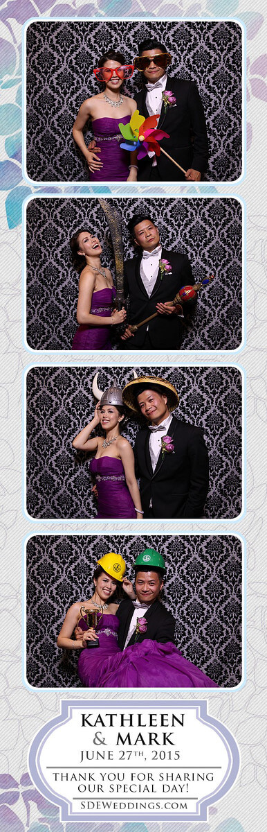 Markham Toronto Premiere Ballroom and Banquet Hall Chinese Wedding Photo Booth Rental 9